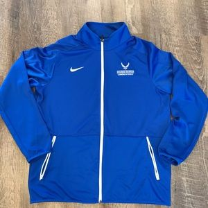 Nike Air Force Wounded Warrior Jacket Dri-Fit
